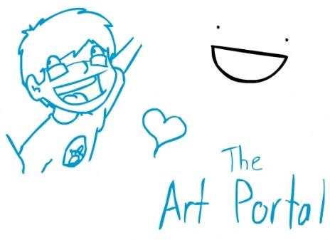 New Art portal! :D