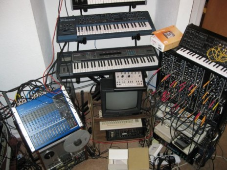 New Studio pictures