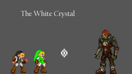 the white crystal!