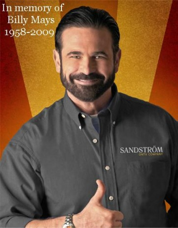 Billy Mays Too?!?!