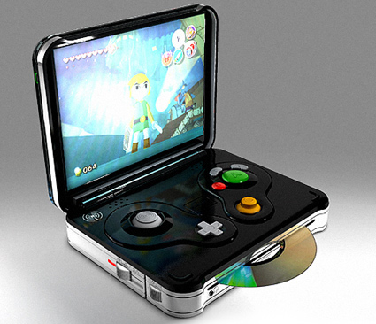 Portable Gamecube