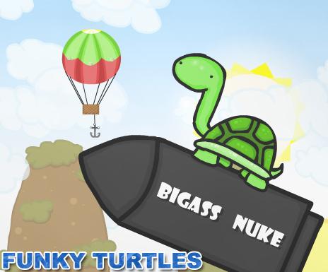 Funky Turtles!