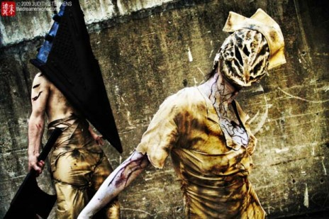 Best Silent Hill Cosplay ever