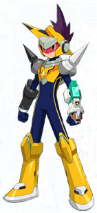 Megaman makes some noise! Starforce 3 ROCKS!!!!!