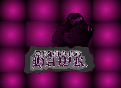 New DiamondHawk1994 Logo