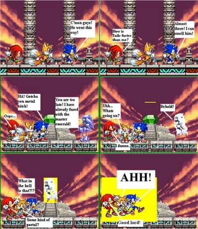 NEW SPRITE COMIC SERIES!!!