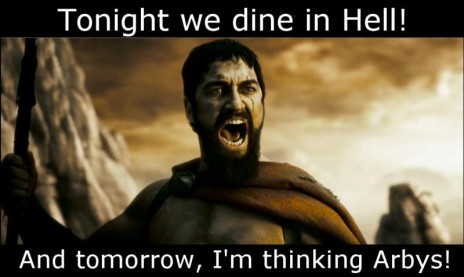 THIS IS SPARTA!!!!!