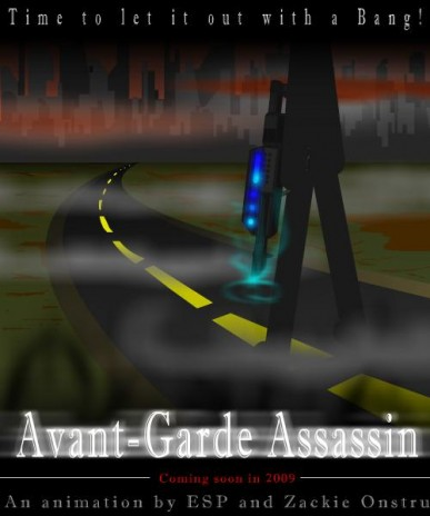 Avant-Garde Assassin