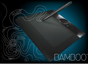 BAMBOO TABLET!