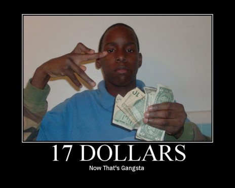 17 Dollars....
