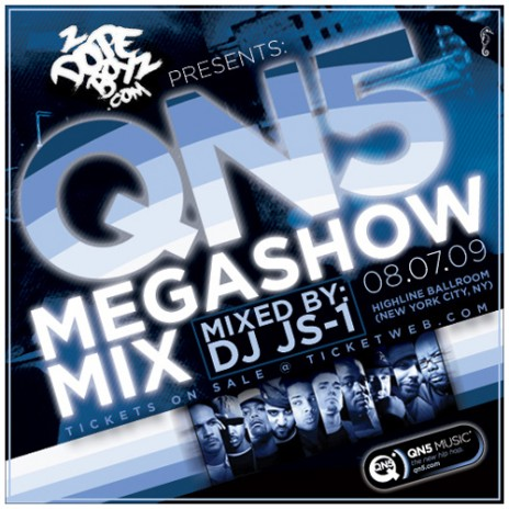 Cunninlynguists at the QN5 MEGA SHOW!!!!!!