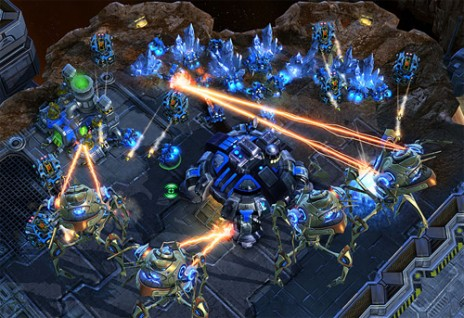 Starcraft 2 Anyone?