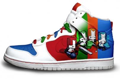 Third Pair of CC Shoes