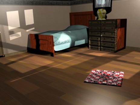 Child's Bed Room Part:1