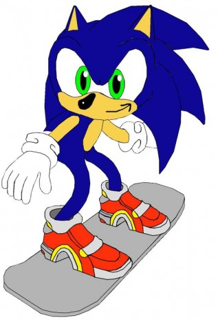 Sonic haters:Tell me y u think Sonic The Hedgehog sucks!(THERE IS NOTHING WRONG WITH HIM!!!!!!)?