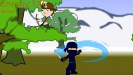 """""""Daisuke: Ninja for Hire"""" Teaser Trailer"""