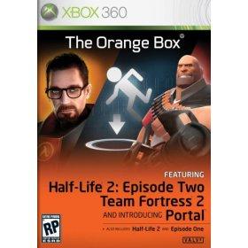 The Orange Box! <3