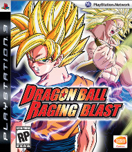 Guess What DBZ Fans we got another game coming to PS3 and XBOX 360, Its called Dragonball Raging Blast