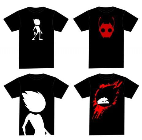 Tarboy shirt designs - Round 2