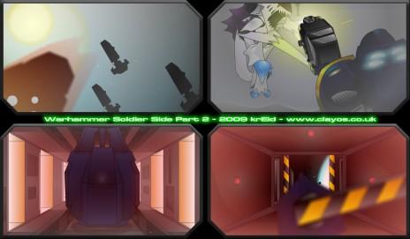 Soldier side (final screens)