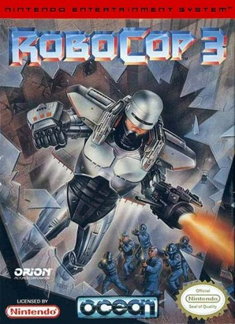 RoboCop3...just terrible