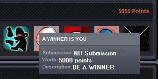 5000 points!
