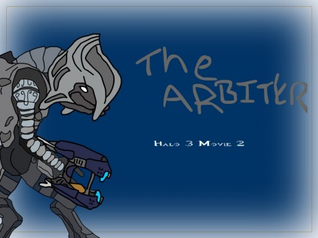 The Arbiter Wallpaper