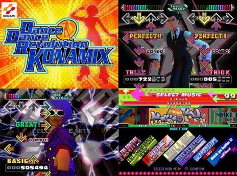 Yay! I gots me dance dance revolution for me playstation 1!