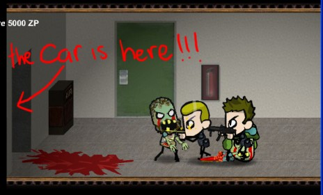 Survive the zombie outbreak once again!