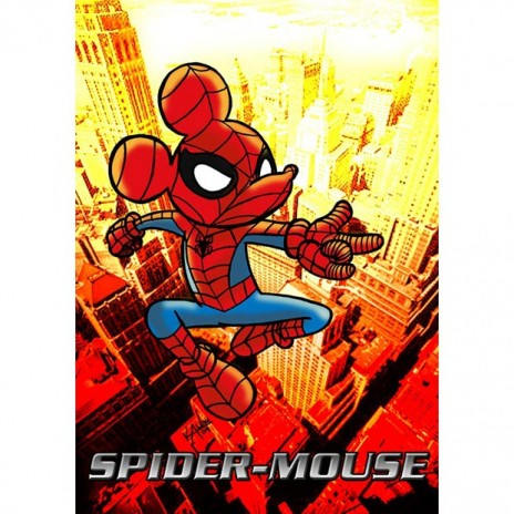 spidermouse!