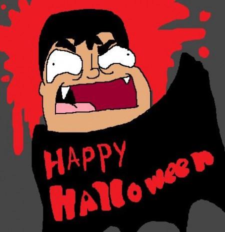 Happy Motha-F-ing Halloween Homies!
