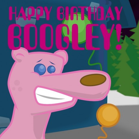 Happy Birthday Boogley!