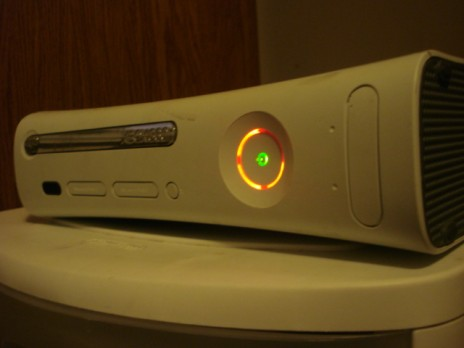 Xbox 360! FUUUUUUUUUUUU