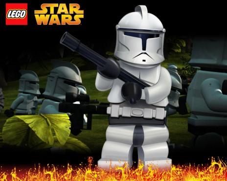clone-trooper!