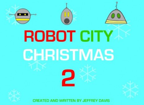 Robot City Christmas 2