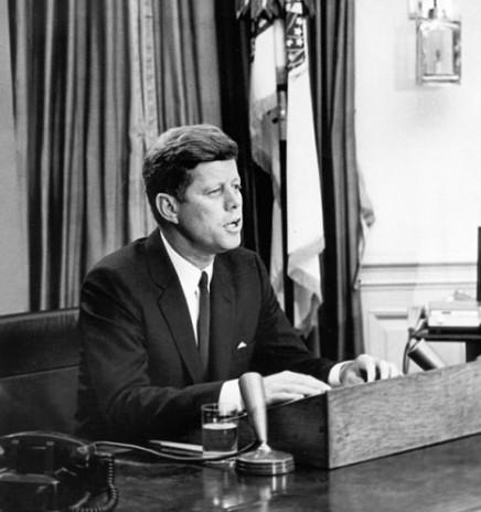 Jf Kennedys speech