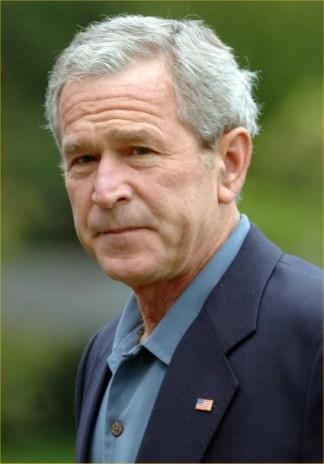 George bushes speech