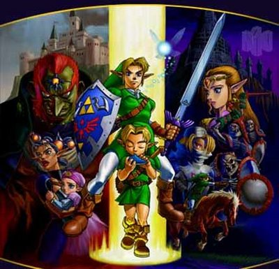 the legend of zelda the dark knight