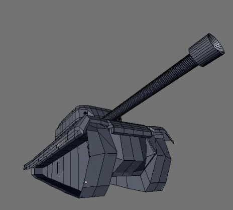 Im making a 3d model of the Ng tank