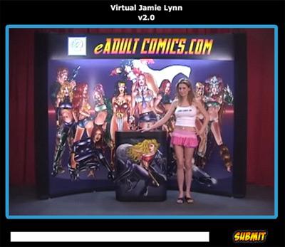 Virtual Jamie Lynn