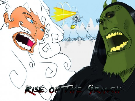 Finished Rise of The Grinch Poster