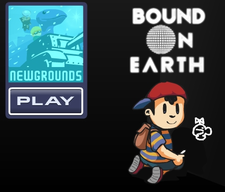 Earthbound Flash is done!