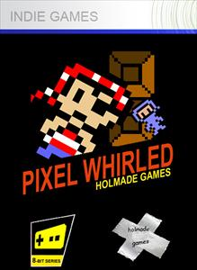 PIXEL WHIRLED (XBOX 360) RELEASED!