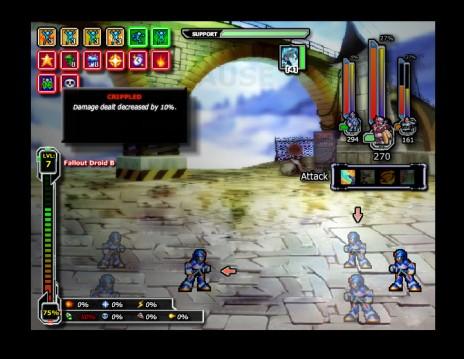 MEGAMAN RPG CHAPTER 2 UPDATE: Revamped Battle System
