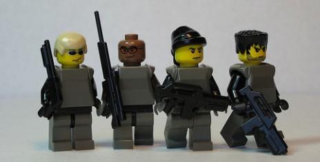 LEGO GANG!!!
