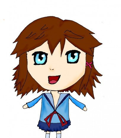 My first Chibi!