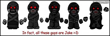 Jake Restyle.