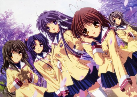 Clannad & Clannad: After Story.