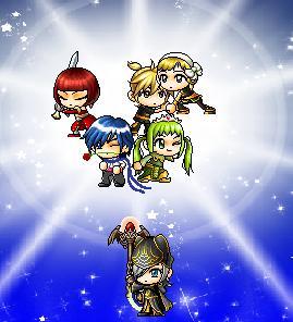 HTFSouthPark; Alice Human Sacrifice - Vocaloids