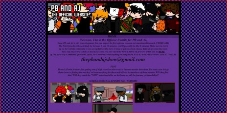 PB and AJ The OFFICIAL WEBSITE